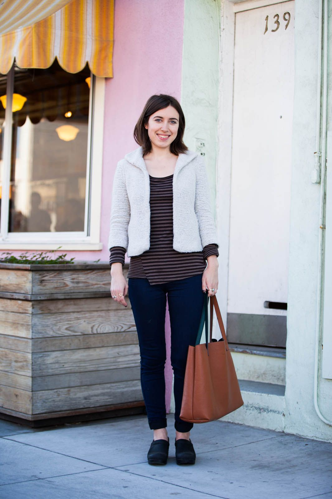 Outer Sunset Street Style - Wear In . Cold
