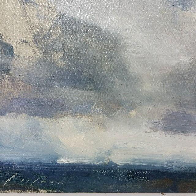 Simon Addyman Clouds near Bodega Bay