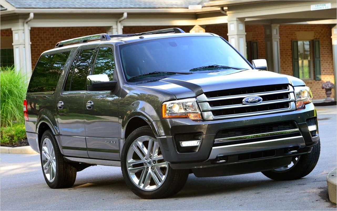 2017 Ford Expedition 4k Wallpaper In 2020 Ford Expedition New