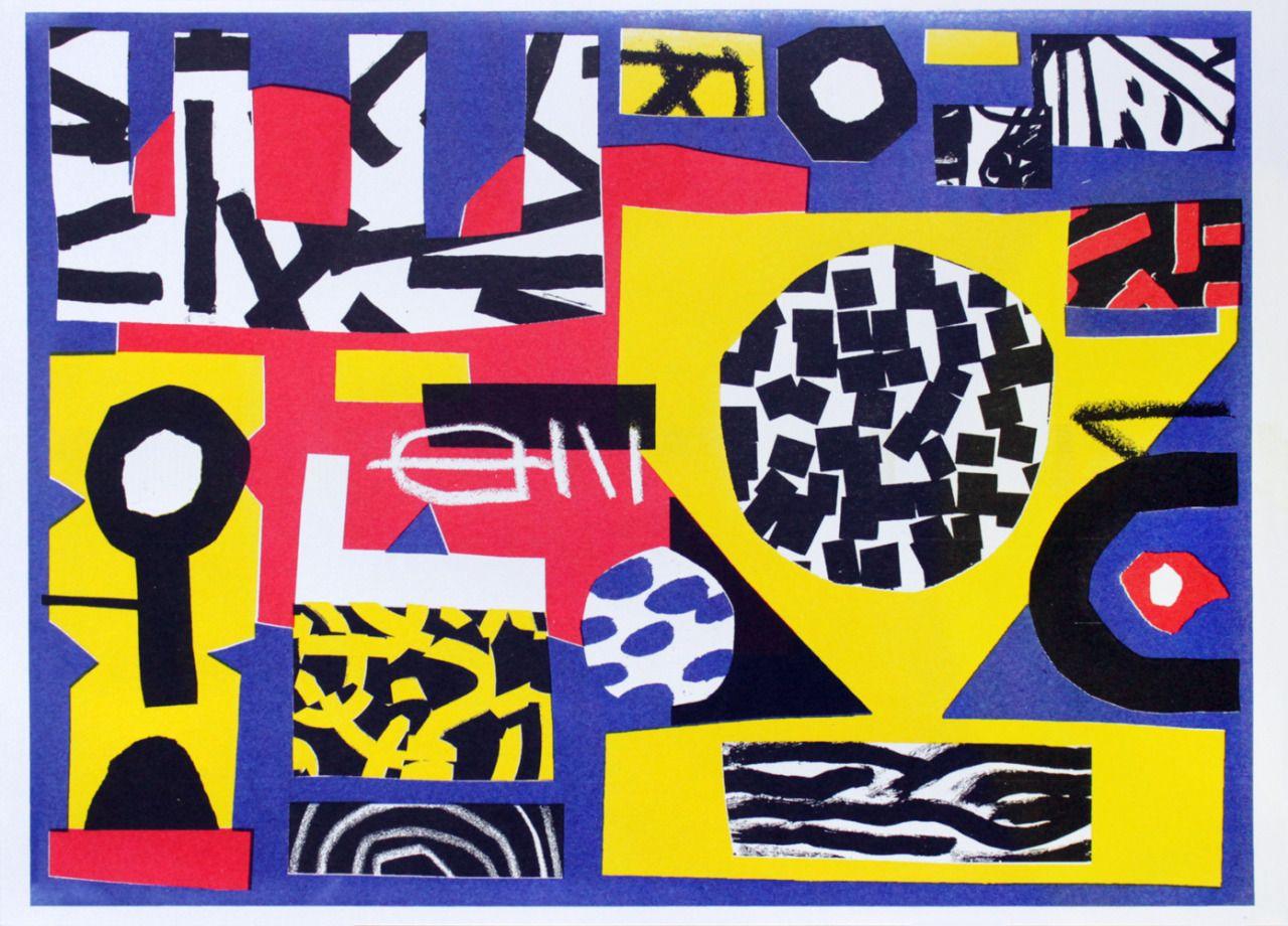 """""""Au coin de la rue"""", edition of 50 by atelier bingo."""