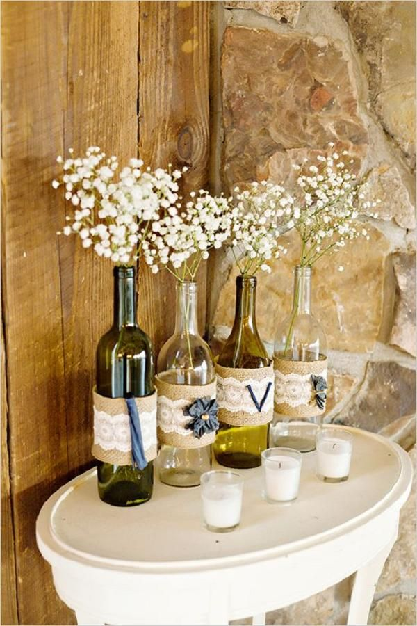 Decoration De Table Jardxin