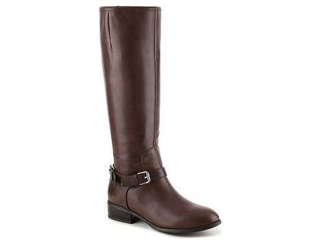 Lauren Ralph Lauren Women S Marion Riding Boots Dark Brown