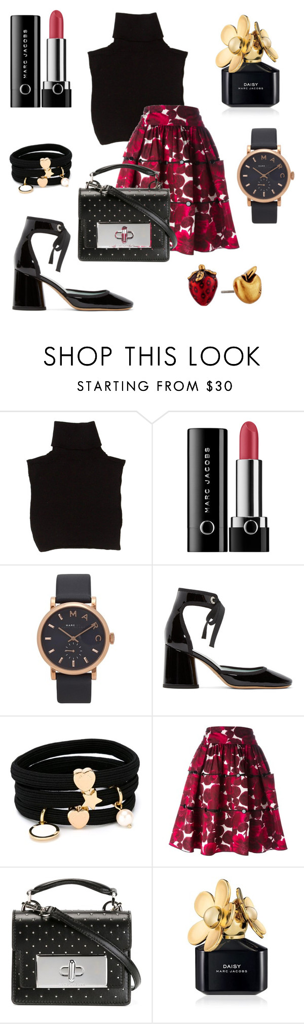 """Love Marc"" by fashioncinderella on Polyvore featuring мода и Marc Jacobs"
