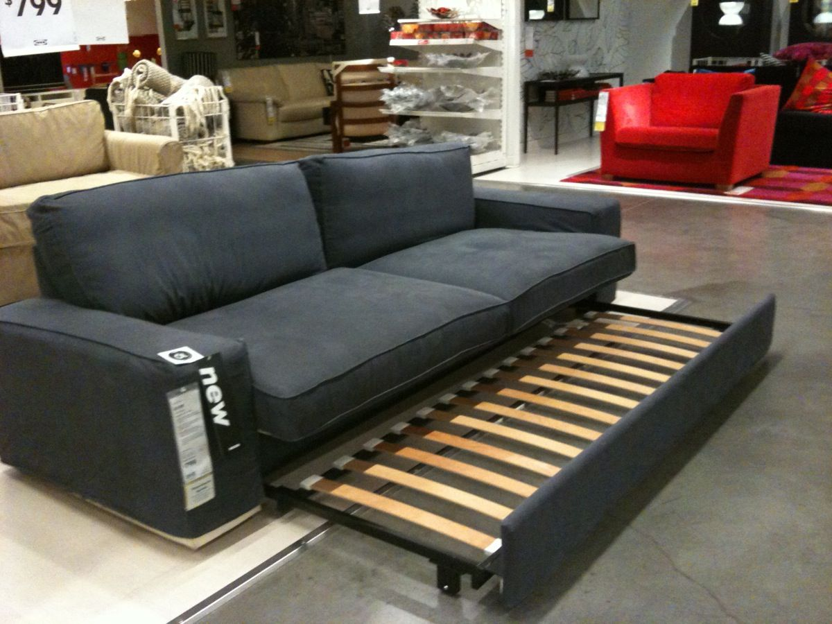 Pull Out Sofa Bed With Images