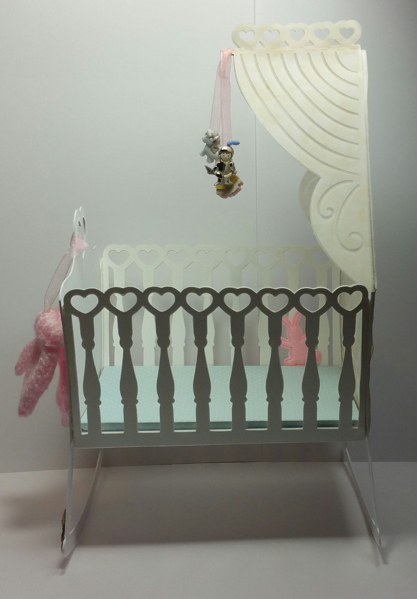 Babys Cradle From Play Usb