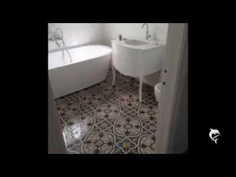 Sydney Moroccan Vintage Tiles Encaustic Pattern Tiles Subway Tile