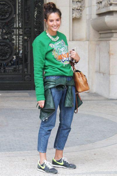 paris fashion week street style: love her