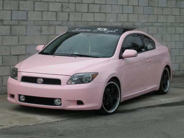 Club Scion Tc Forums Think Pink Scion Tc Pink Car Accessories Scion Tc Accessories