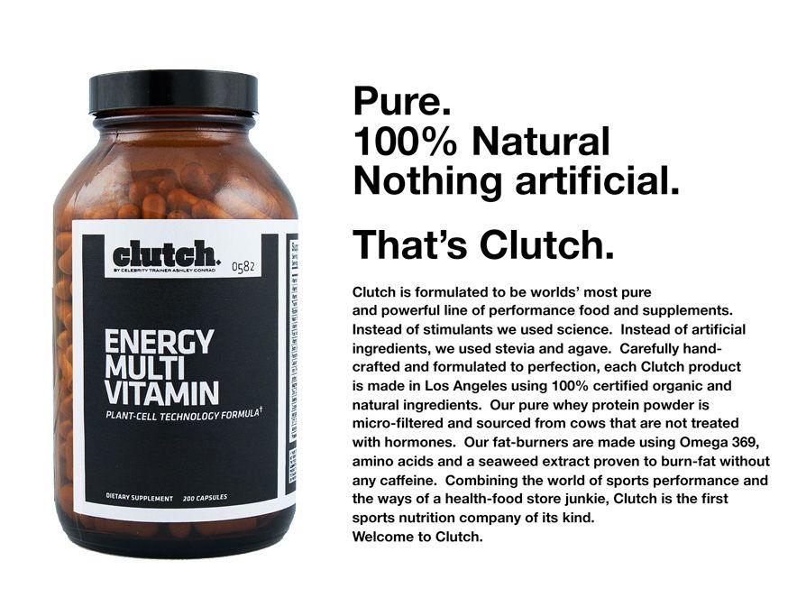 100% Natural. – Clutch Bodyshop