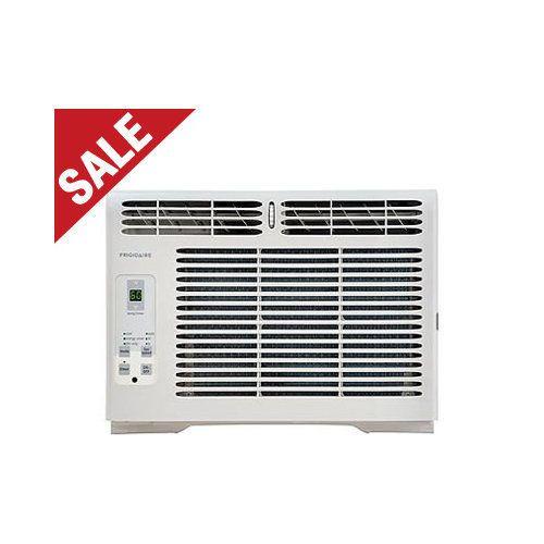Frigidaire Ffra0522q1 5 000 Btu Mini Window Air Conditioner 170 150 Sq Ft Coolin Window Air Conditioner Air Conditioner Window Air Conditioners