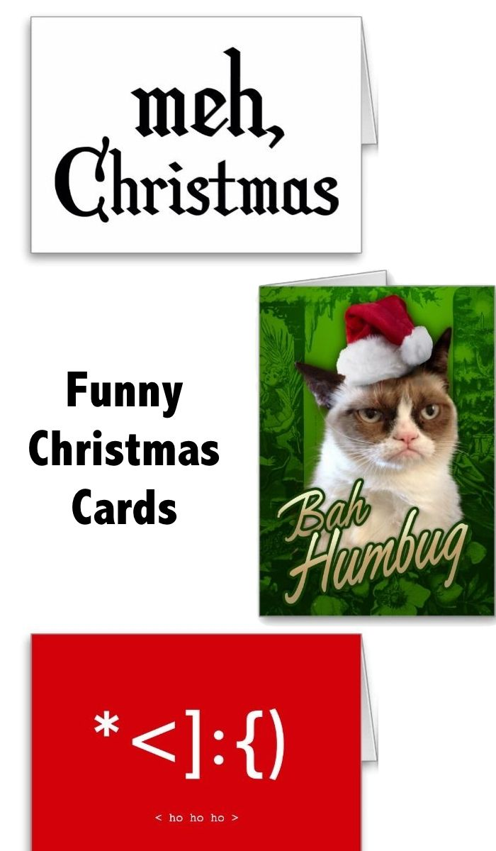 14 Funny Christmas Cards Worth Sending! | Funny Christmas Cards ...