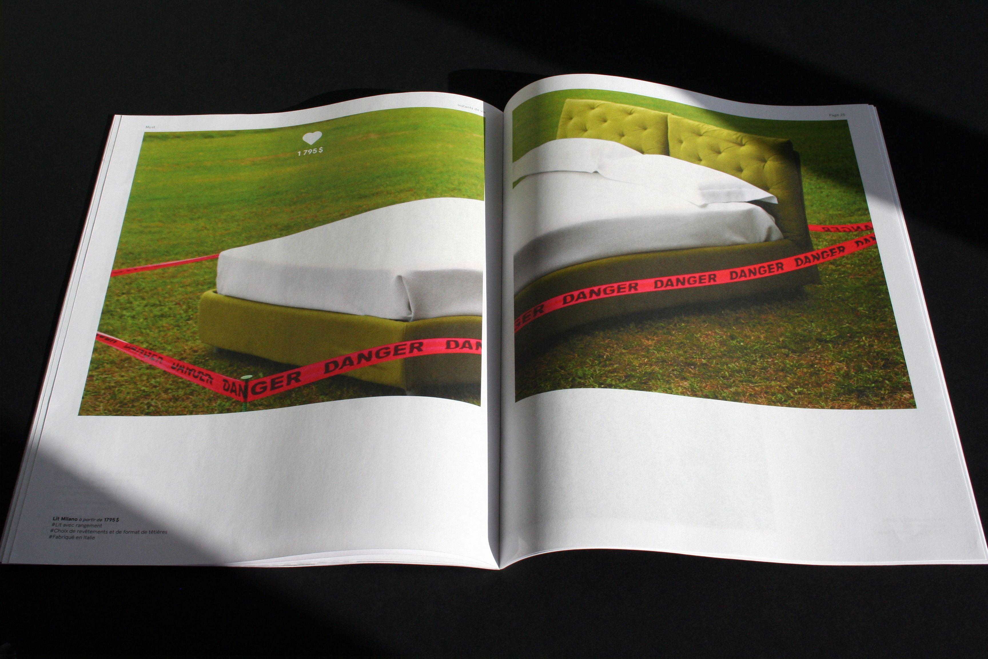 MUSTstyle Catalogue Instagram Design Furniture - Lit design 2015