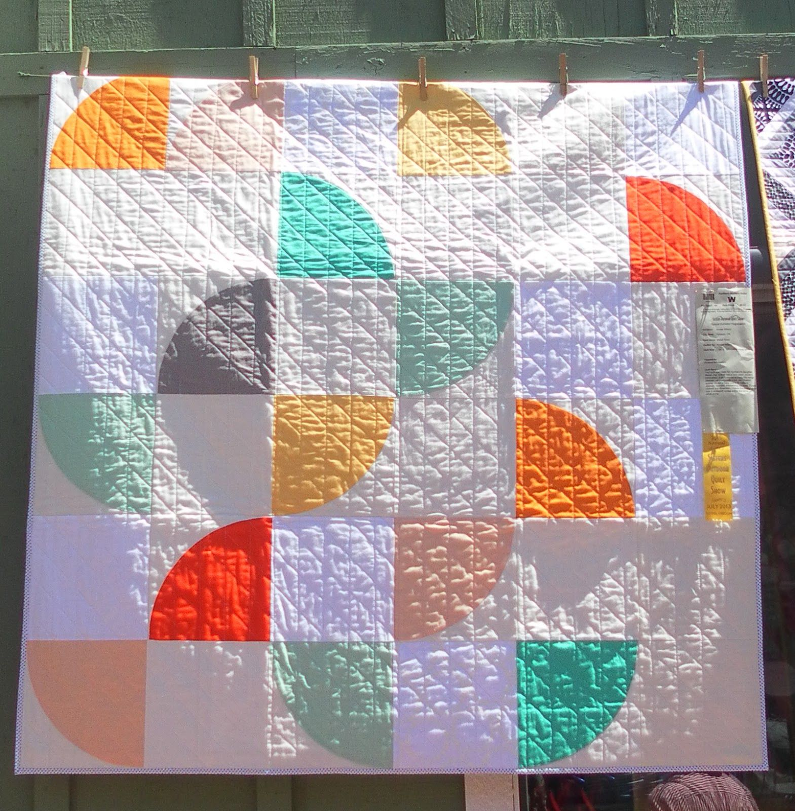 Were you able to make it to Sisters last weekend for the annual ... : quilt show portland - Adamdwight.com