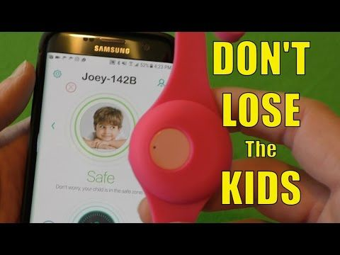 Joey Tag Review, A Child Safety Wearable Tracker With No