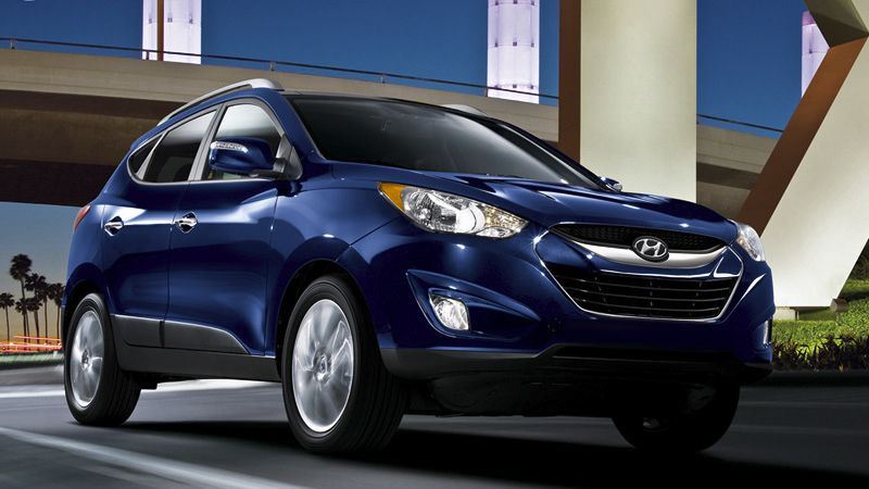 Hyundai Tucson Ranked Among Least Expensive To Insure Key Auto