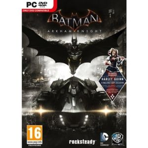 Batman Arkham Knight PC | Auchan France