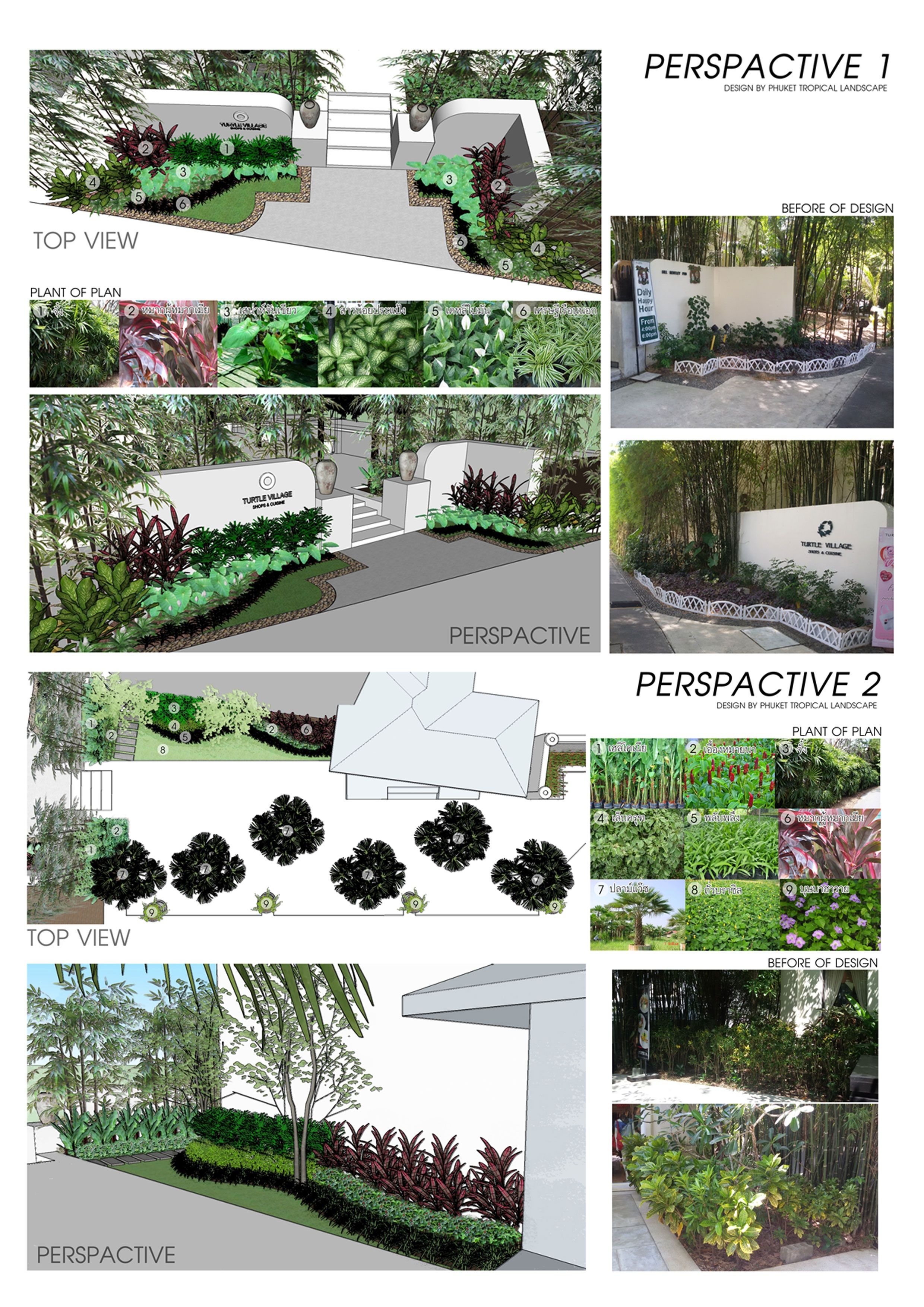 phuket tropical landscape l landscape proposals pinterest