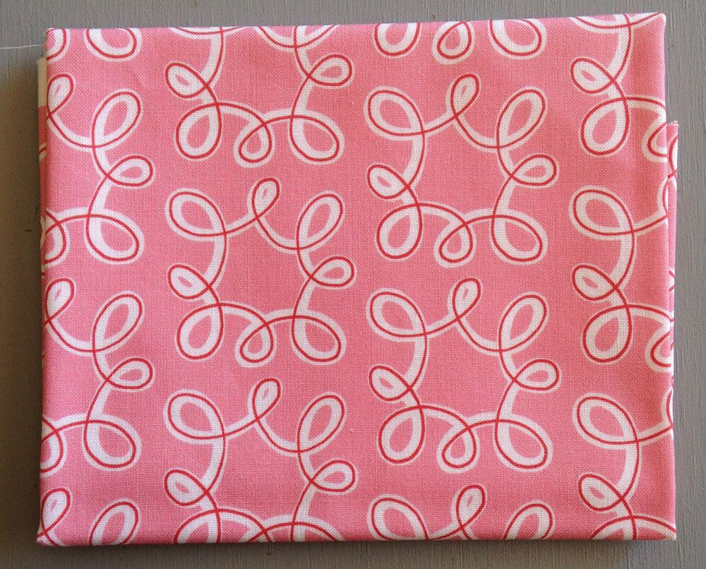 Pink Quilting Cotton Fat Quarter by mabelandgeorge on Etsy https://www.etsy.com/listing/227121025/pink-quilting-cotton-fat-quarter
