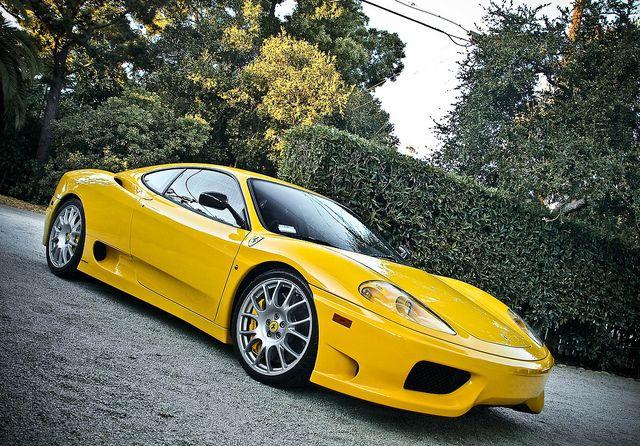 Ferrari Challenge Stradale With Images Ferrari Ferrari 360