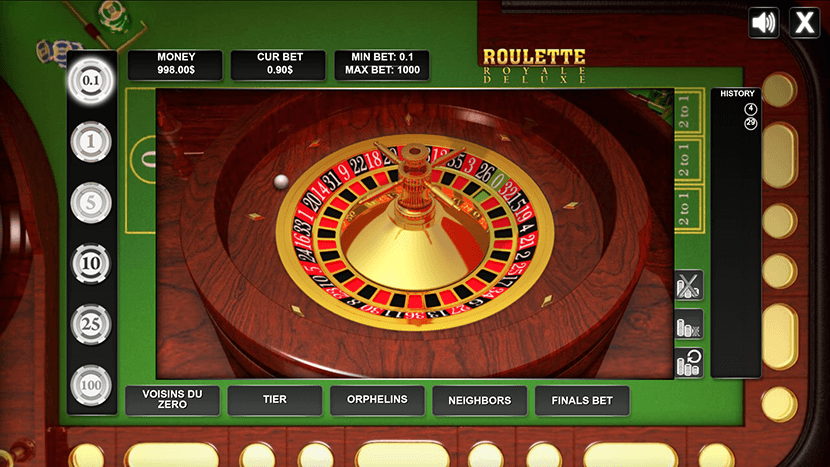roulette spiel deluxe
