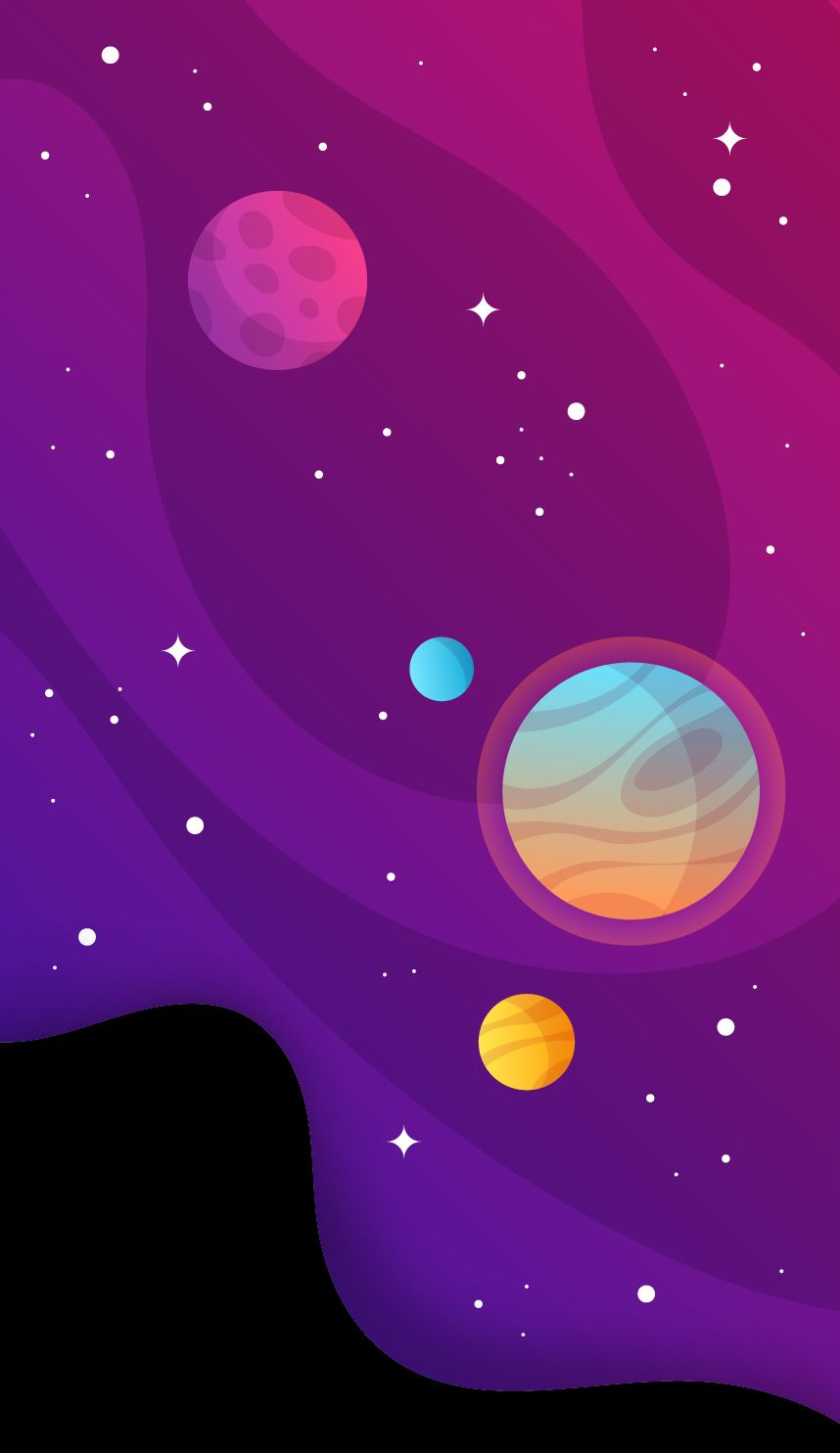 Space Minimalist Wallpaper: Space Minimalist Wallpaper...