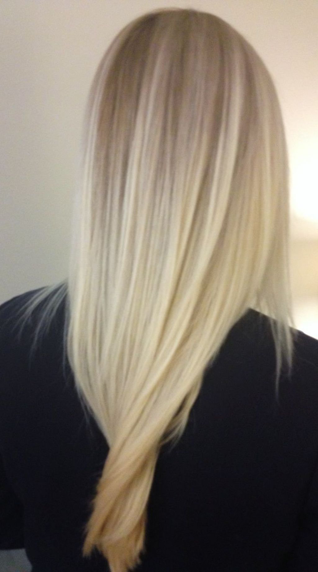 Frisuren fur langes blondes haar