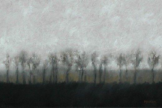 Melinda Fellini, LandscapePaintings