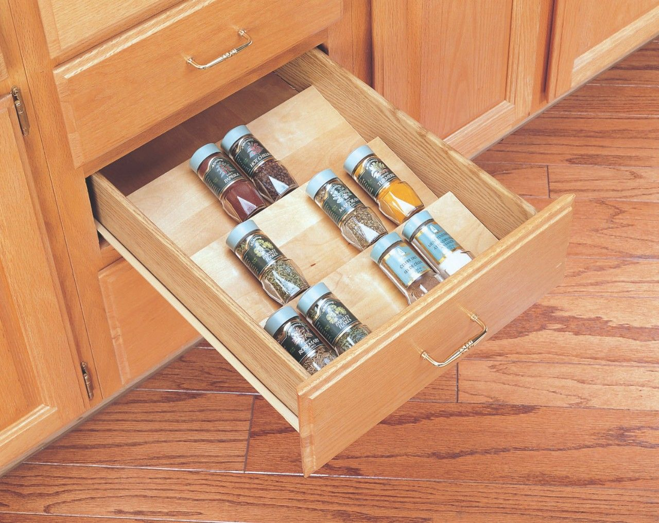 Cabinet and Closet Organizational Tips