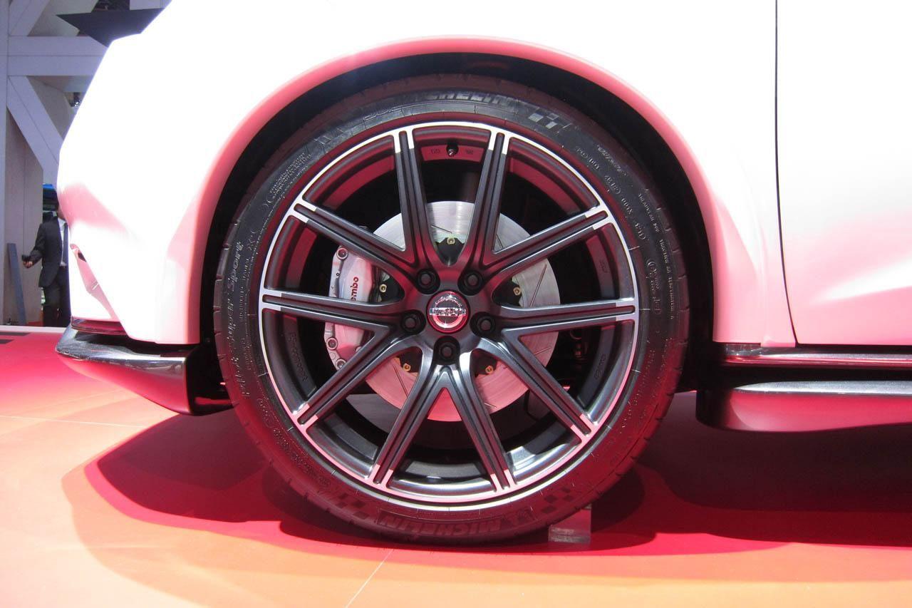 Nissan juke nismo concept 2011 tokyo pinterest nissan juke nissan juke nismo concept vanachro Images