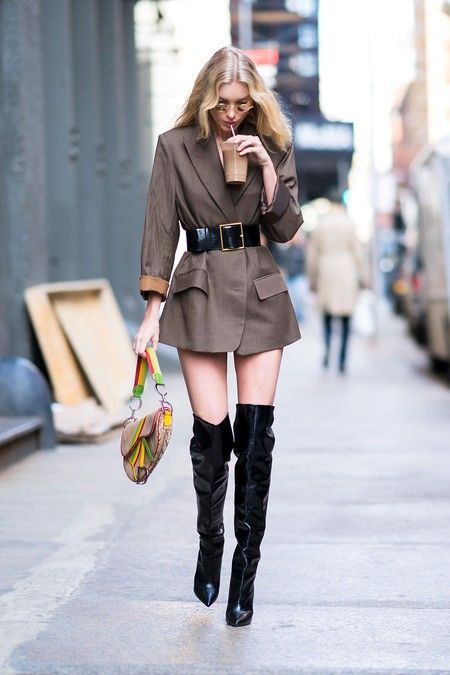 La robe blazer est la seule chose dont nous aurons besoin pour réussir: ces 17 looks en sont la preuve   – for fashion
