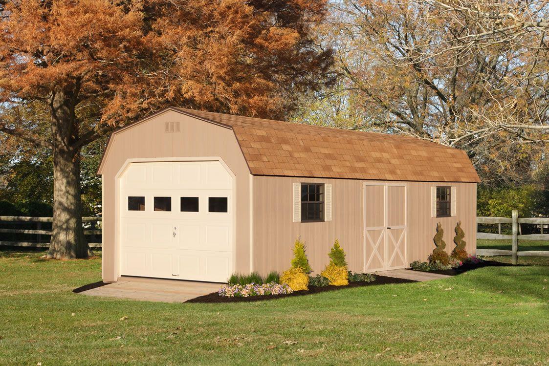 12x30 Dutch Barn Garage Barn Storage Barn Roof Barn