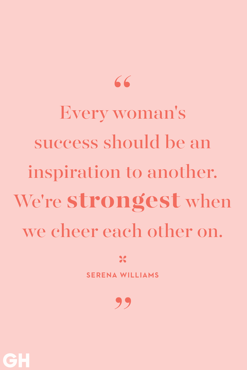 These International Women's Day Quotes Will Help You Unleash Your Inner Goddess