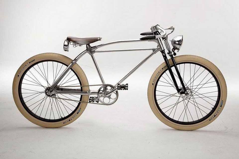 Rad, not a commuter bike.