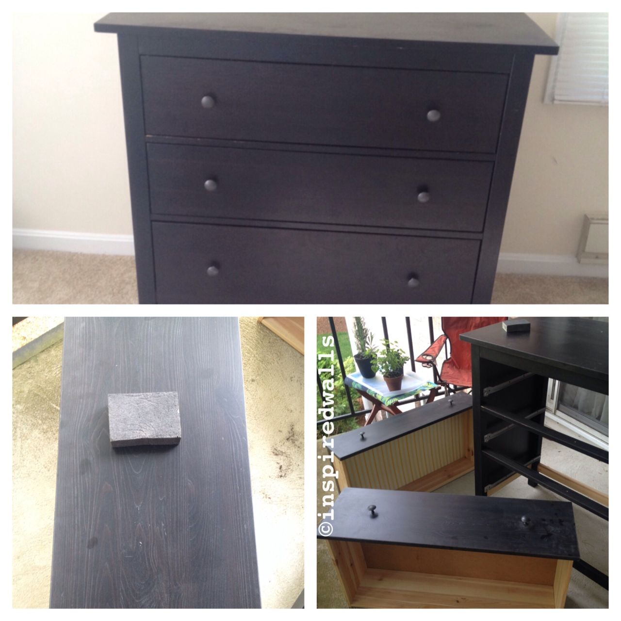 drawers en gb smooth ikea with white running products out storage hemnes of dresser chest tall cm stop pull furniture art