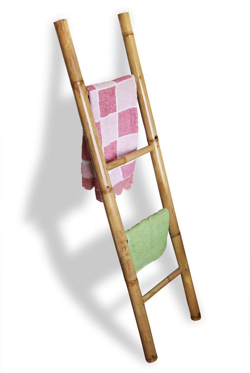 Lioliving Handtuchhalter Dekoleiter Aus Bambus Natur 150 X 41 Cm 400039 Amazon De Kuche Haushalt Handtuchhalter Bambus Dekoleiter Und Handtuchhalter