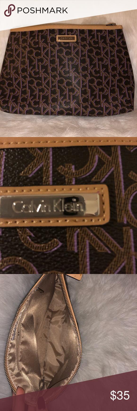 Calvin Klein Cosmetic Travel Bag   Travel cosmetic bags ...