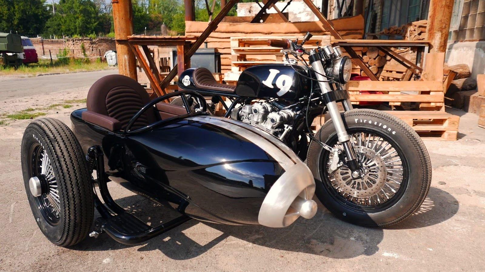 Cafe Racer - Engines, Fuel & Pions | SIDECAR | Pinterest ...