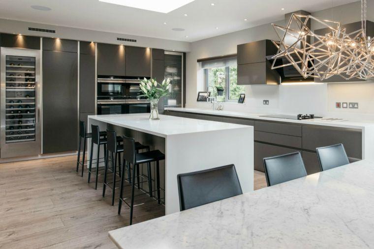 cocina diseñada por Dominic Coleman | Interiores para cocina ...