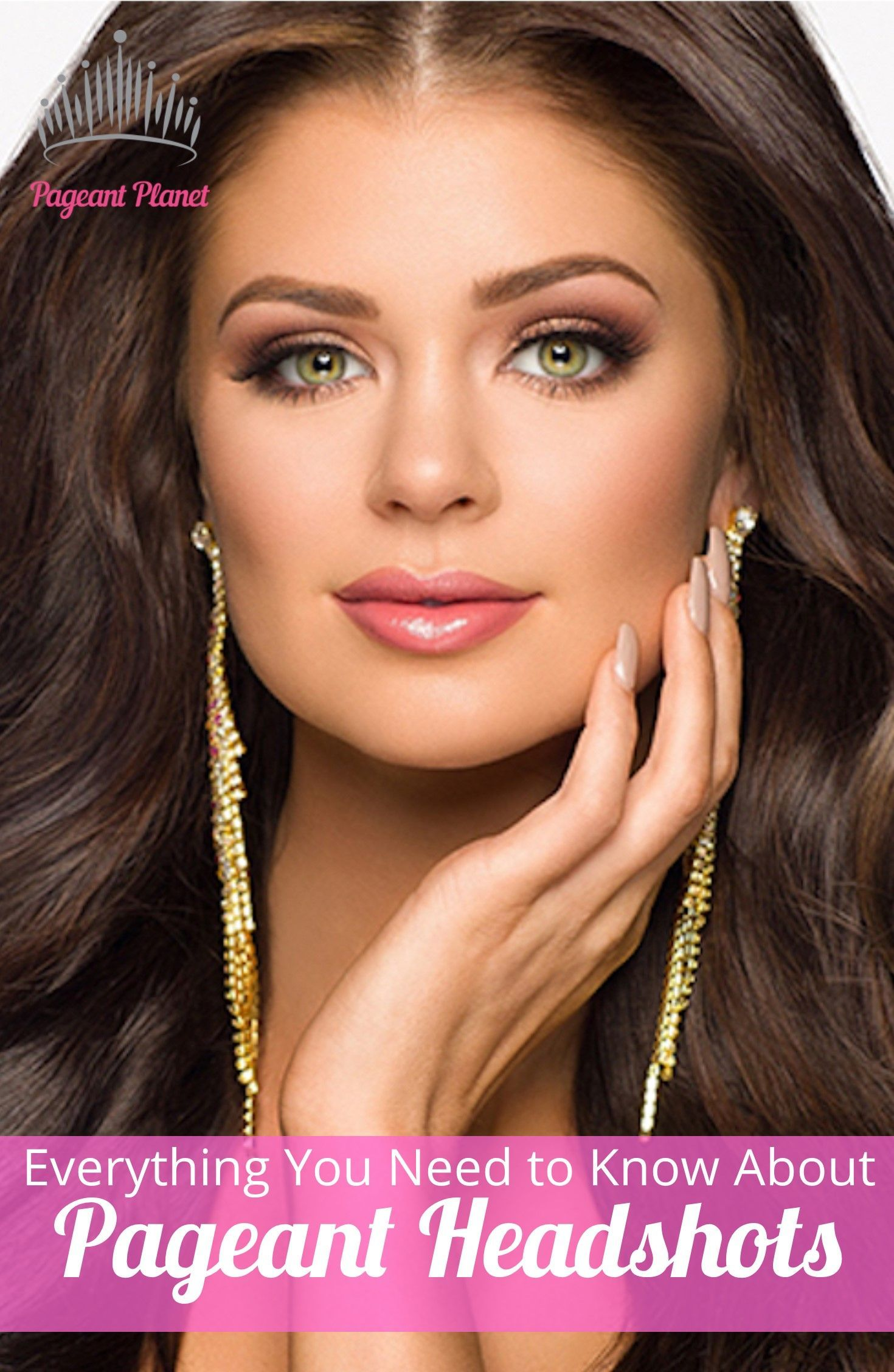 Everything You Need to Know About Pageant Headshots