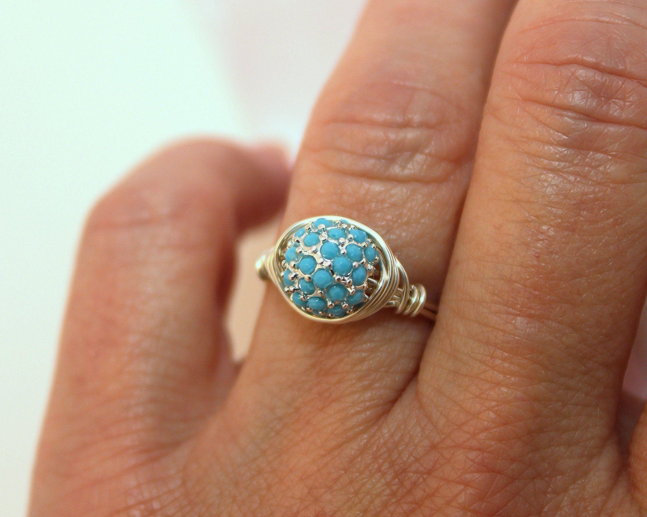 46+ November birthstone wedding rings information