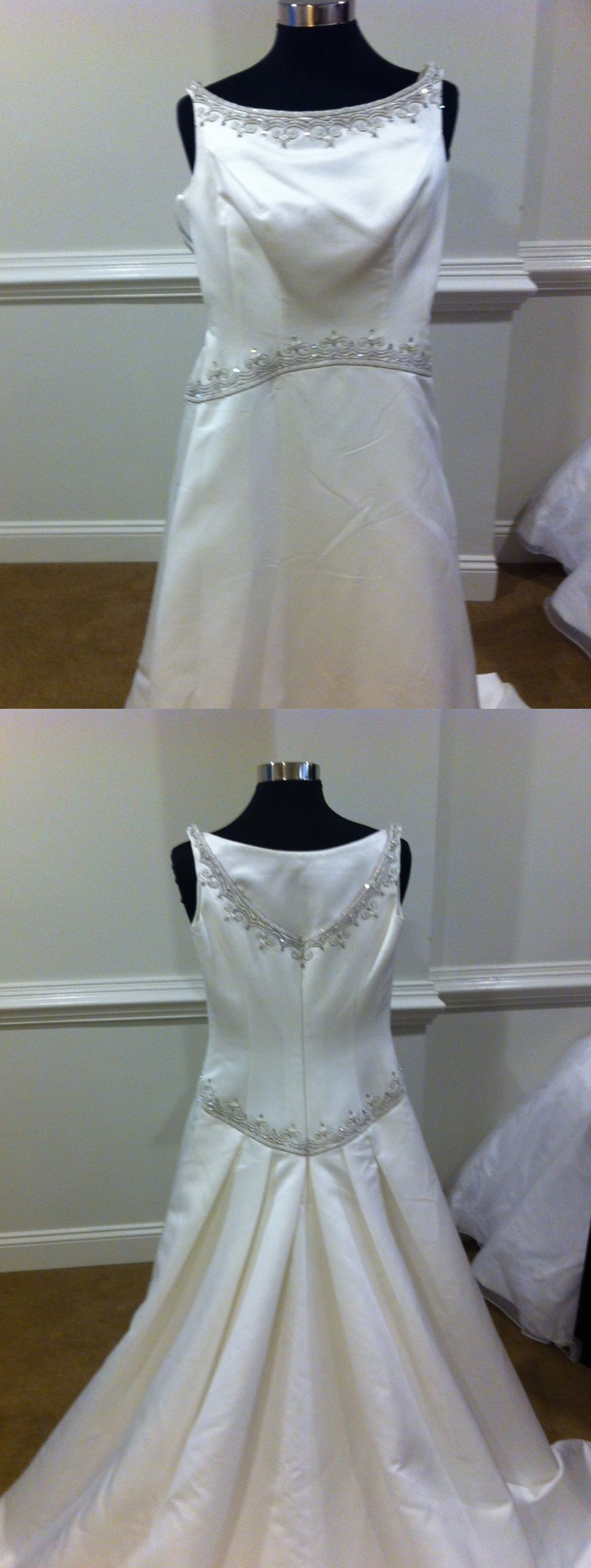 Wedding Gown from St. Anthony\'s bridal in Fairfax, VA | Modest ...