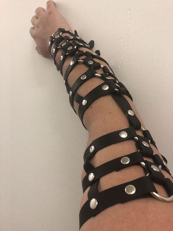 post apocalyptic arm harness