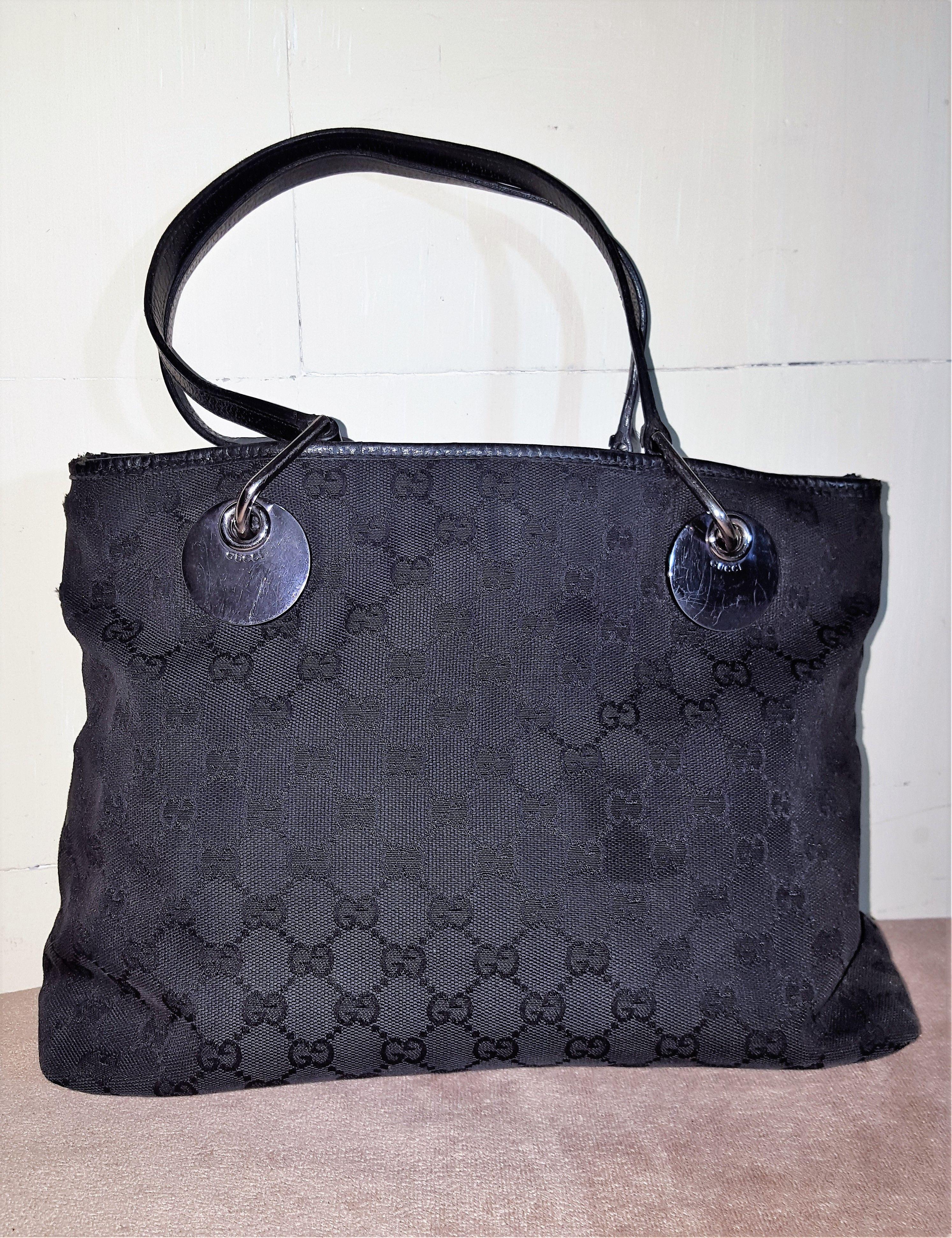 Bolsa Gucci 100% Original Color Negro seminueva beronica.rivera gmail.com d1185f9a14