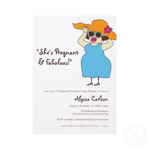 @Ginamarie Materese when you have a baby this will be your invite!!! :)