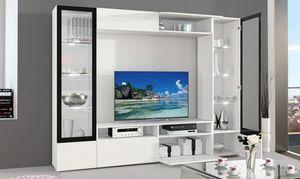 Ensemble Tv Led Luna Tania Modele Au Choix Des 279 90 Jusqu A 67 De Reduction Tablette En Verre Tv Led Led