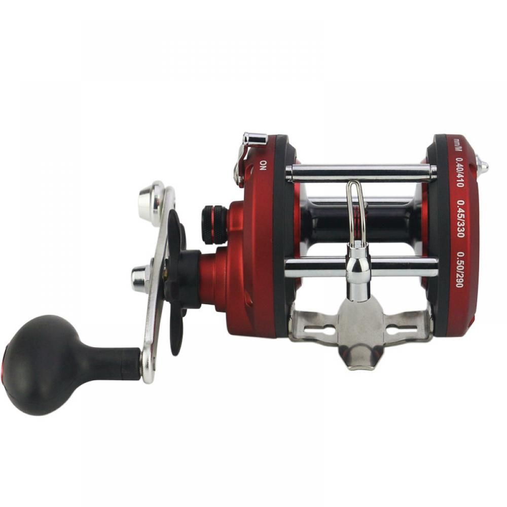 Sea Fishing Reel Saltwater Baitcasting Reel Coil 12 Ball