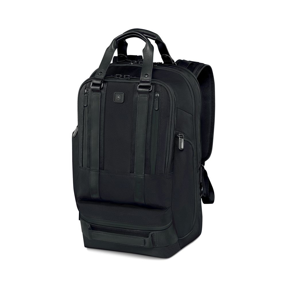 """Victorinox Lexicon Professional Bellevue 17"""" Laptop Backpack with Tablet and eReader Pocket"""