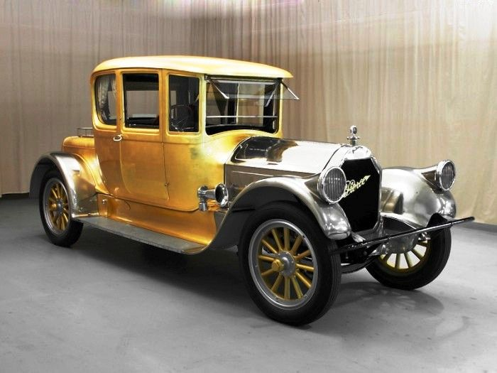 1920 Pierce Arrow 48 Made In Buffalo Ny Old Classic Cars Vintage Cars Classic Cars
