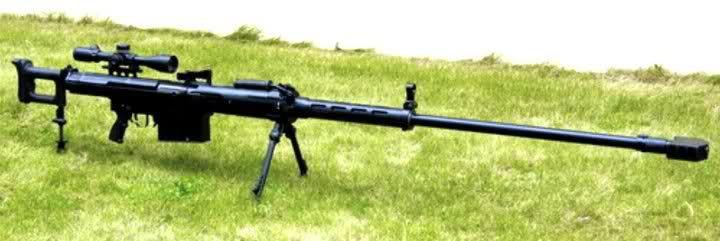 Russische Scharfschützengewehre
