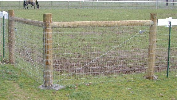 Non Climb Horse Fence Google Search Later Add The Wood Like This Or Flat Which Ever Is Cheaper Make Sure To Con Pasture Fencing Ranch Fencing Horse Fencing